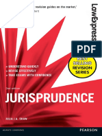 Law Express Jurisprudence Second Edition