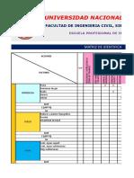 Matriz de Identificación de Un Proyecto - Impacto Ambiental