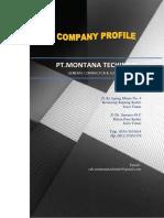 Company Profile Montana