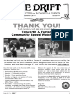 The Drift Newsletter for Tatworth & Forton Edition 088