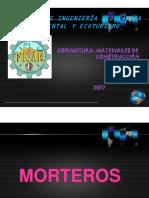 MORTEROS 18PPPP