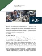 La Crisis Del GLP, Nos Regreso a La Leña...