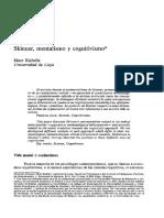 Skinner, mentalismo y cognitivismo.pdf