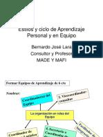 Estilos y Ciclo de Aprendizaje (1)