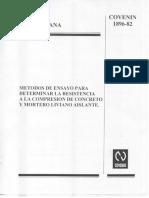 2017.11.01 Norma Covenin 1896-82 ensayo de la resistencia a compresion.pdf