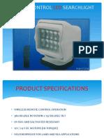 Presentation Searchlight