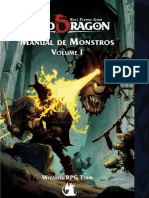 Manual Dos Monstros_Volume I - Old Dragon