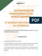 Fdaed015ed8abc323405893478d53ca2 Comptabilite Mode de Financement d Un Investissement