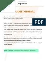 Ed920eb5ddb57c5aac39dfc98c59b422 Comptabilite Le Budget General