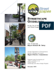 144484232 Streetscape Design Guidelines