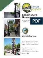 144484232 Streetscape Design Guidelines