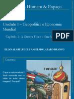 Geopolítica e Economia Mundial