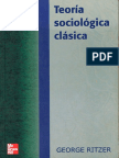 Ritzer Teoria Sociologica Clasica