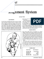 D&D Variant - Variable Alignment