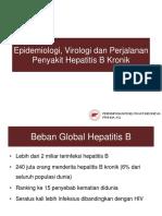 Epidemiologi Hepatitis b