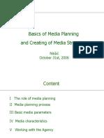 basics of media