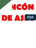 Rincón de Aseo