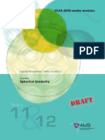 Spherical Geometry Book