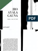 Eugenio Castelli  - Velmiro Ayala Gauna