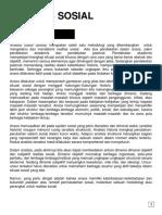 Analisis Sosial _ Pmkri Pusat