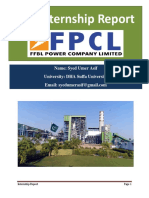 FPCL power plant (MECHANICAL)