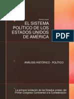 El Sistema Político de Los Estados Unidos De