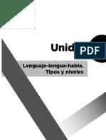 Apuntes Para El Estudio Del Español Unidad2