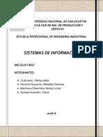 Propuesta de Sistemas de Informacion