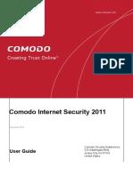 Comodo Internet Security 2011 User Guide