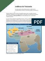 Cuencas Petrolíferas de Venezuela Ronald