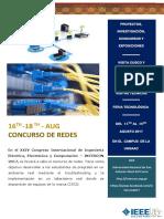 Concursos Bases de Redes