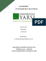 CASE REPORT MATA- Pterigium Fahrul