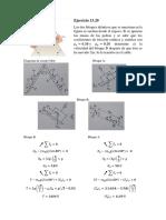 Mecanica vectorial