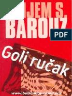 Goli rucak - William S. Borroughs.epub