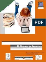 PISA Items Lectura 2009