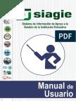 Siagie - Minedu Manual