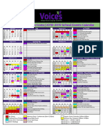 voices wcc - staff activity calendar 18-19 - staff event calendar