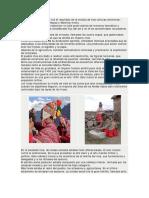 La Cultura Inca o Incaica Fue El Resultado de La Mezcla de Tres Culturas Anteriores
