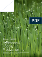 AIG Grant 1122 Merino NZ - Hydroponic Fodder Production