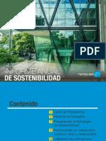 Informe de Sostenibilidad Tecnoglass