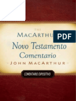 Comentario Novo Testamento
