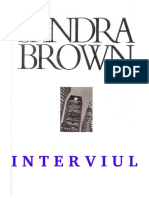 Interviul  Sandra Brown