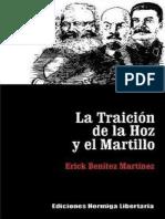 La Traicion de La Hoz y El Mart - Erick Benitez Martinez