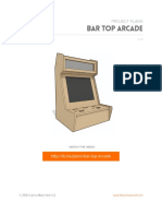 Custom arcade build