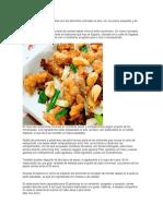 La especialidad del restaurante son los alimentos cocinados al wok.docx