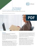 Achieving Oracle Database Scalability using SharePlex