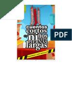 Cuentos Cortos Para Niños Con Piernas Largas- De Nicolás Firu Fernandez