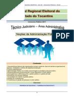 Noções de Área Administrativa