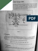 Problema Física General 1 Junio 2018