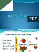 Ingles Pre Saber2